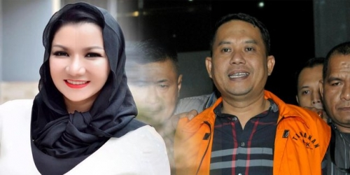 Dua Bupati Ini Warisi Nasib Ayahnya Jadi Tersangka Korupsi
