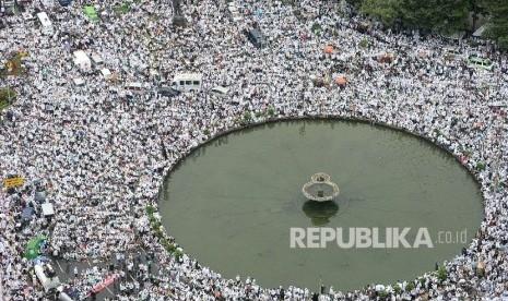 Aksi 299 Diprediksi Bakal Diikuti 50 Ribu Orang