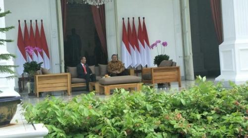 3 Hari Setelah Demokrat Setujui Perppu Ormas Disahkan, Jokowi Jamu SBY di Istana