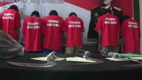 Begal Makin Ganas, Anggota TNI Pun Jadi Korban, Begini Kronologinya
