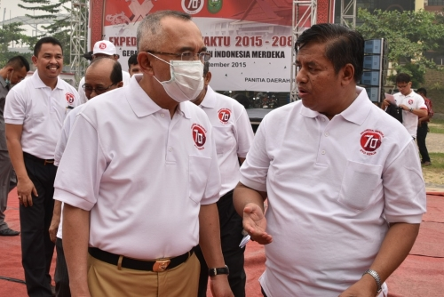 Demi Hadiri Mandi Safar di Rupat, Plt Gubernur Minta Agenda Lain Ditunda