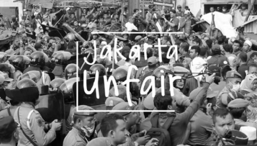 Didatangi 2 Polisi, Pemutaran Film Dokumenter Penggusuran Jakarta Unfair Dibatalkan