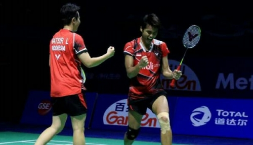 Tontowi/Liliyana Juarai Hong Kong Open Superseries 2016