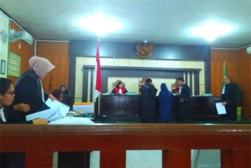 Sidang Korupsi RTH Pekanbaru, Saksi Sebut Awalnya tak Ada Rencana Pembangunan Tugu Integritas