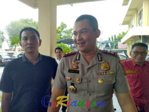 Miliki 30 Paket Sabu, Oknum Polisi di Pekanbaru Ditangkap