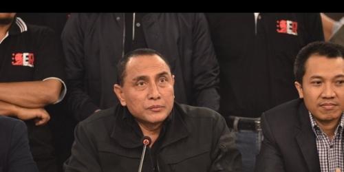 Letjen Edy Rahmayadi Sah Diusung Gerindra-PKS-PAN di Pilgub Sumut 2018