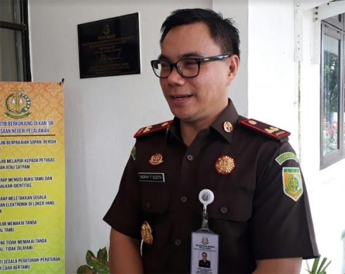 Ini Sosok Kajari Baru Pelalawan, Berpengalaman Mengurus Kasus Korupsi