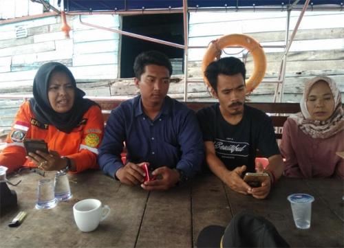 Keluarga KKM DBS II tak Percaya Kalau Dasril tidak Mau Keluar dari kapal yang Tenggelam