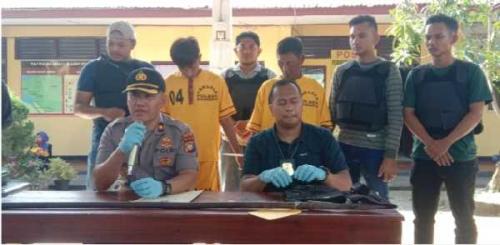 Tagih Utang Rp500 Ribu, Warga Bagan Hulu Tewas Ditombak