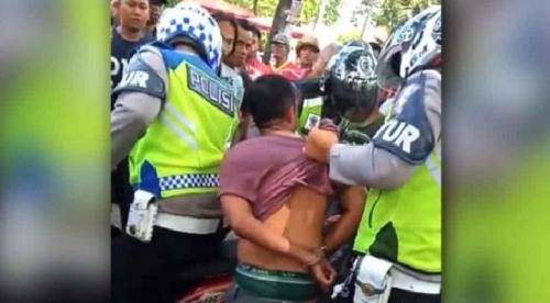Jambret Ponsel Mahasiswa di Padang, Mantan Petinju Nasional Ditangkap