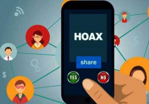 Gara-gara Kabar Hoax, Puluhan Masyarakat Datangi Polsek Tampan
