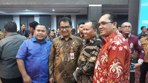 Bupati Irwan Ikuti Workshop bersama Bawaslu RI di Sumatera Barat