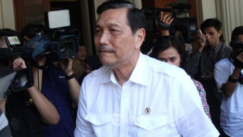 Luhut Pandjaitan Ternyata Punya Lahan HGU di Kalimantan