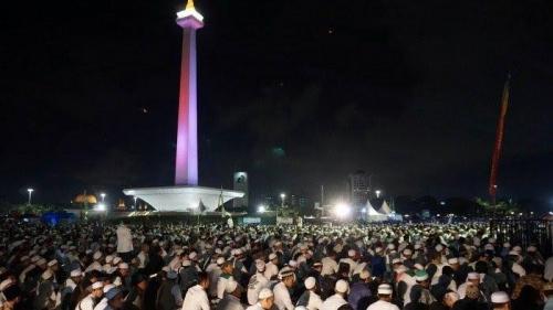 Bawaslu DKI: Tak Ada Pelanggaran Pidana Pemilu pada Malam Munajat 212