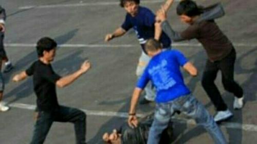 Polisi Tangkap Empat Pelaku Pengeroyokan di Kerumutan