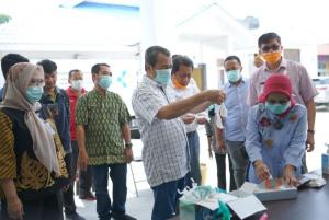 Update 28 Maret 2020, Dari 85 PDP Covid-19 di Riau, 23 Orang yang Sudah Dipulangkan