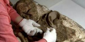Terkubur 4.800 Tahun, Jasad Ibu dan Bayinya Ditemukan Berpelukan