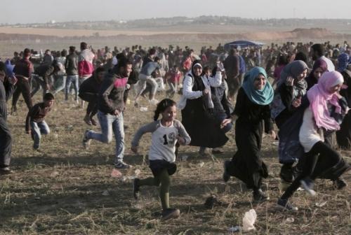 Peluru Tentara Israel Tembus Tubuh 3 Warga Palestina, 1 Tewas dan 2 Kritis