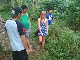 Berjalan Sendirian di Pantai, Bule Cantik Asal Denmark Diperkosa di Semak-semak di Mentawai