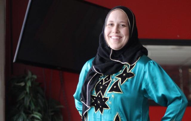 Kisah Mualaf Kaitlin Roberts, Bermula dari Keinginan Belajar Islam Hanya Sekedar Pengetahuan