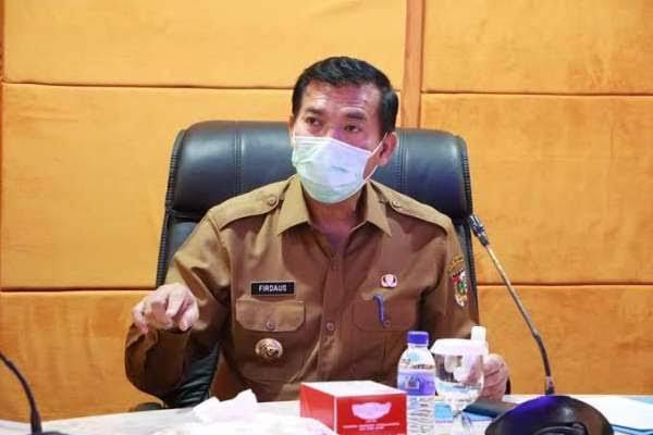 Berstatus Tanggap Darurat Banjir, Wali Kota Minta Kepala PUPR Pekanbaru Bekerja di Lapangan