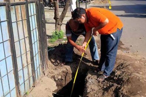 Tertimbun Tanah, Pekerja Galian Kabel Fiber Optik Telekomunikasi Tewas