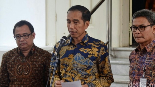 Diluncurkan Pagi Tadi, Ini Akun Youtube Resmi Presiden Jokowi