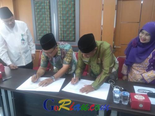 Ikan Terubuk Sekilo Rp500 Ribu, DKP Riau Ajak Faperikan UR Bekerja Sama