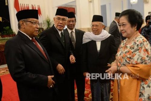 Gaji Megawati Sebagai Ketua BPIP Rp112 Juta/Bulan, 8 Dewan Pengarah Masing-masing Rp100,8 Juta