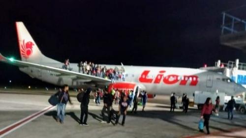 Insiden Teriakan Ada Bom, Kapolda Sebut 10 Penumpang Lion Air Terluka