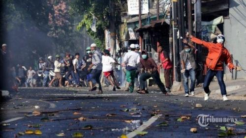 Remaja 15 Tahun Jadi Korban Kerusuhan 22 Mei, Peluru Tembus Tangan Hingga Jantung, Kepala Bagian Belakang Remuk