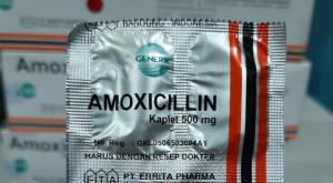 Jangan Sembarangan Konsumsi Amoxicillin, Ini Efek Sampingnya