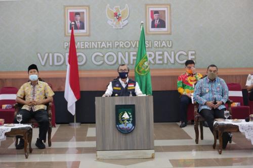 PSBB di Riau Tidak Diperpanjang Lagi, Ini Pertimbangannya