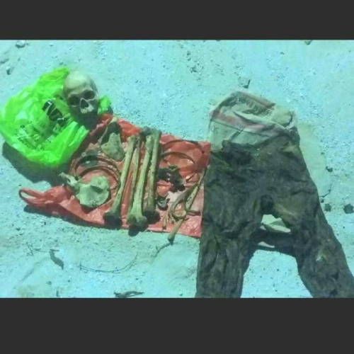 Diduga Sudah Tewas Lebih dari Sebulan, Begini Kondisi Kerangka Manusia yang Ditemukan di Tarai Bangun