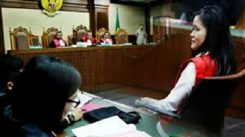 Kasus Kopi Maut, Hakim Tolak Eksepsi Jessica Wongso