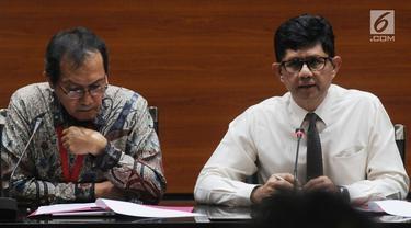 Terkait OTT 2 Jaksa, KPK Minta Kejati DKI Serahkan Asisten Asbid Tipidum Agus Winoto