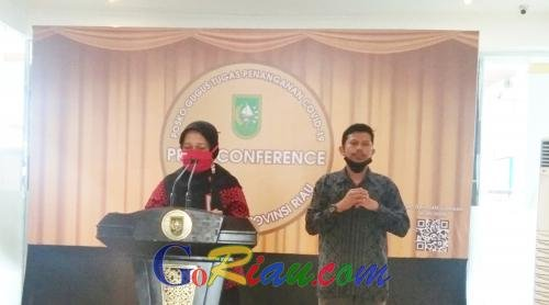 Bertambah 1 Pasien dari Kampar, Positif Covid-19 di Riau Jadi 224 Kasus