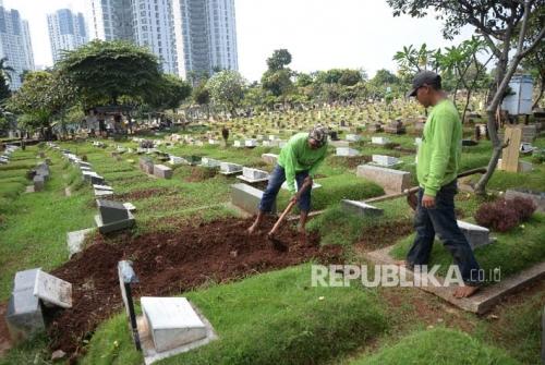 Ssssttt... Ternyata Satu Makam Fiktif Harganya Dibanderol Rp2 Juta hingga Rp8 Juta
