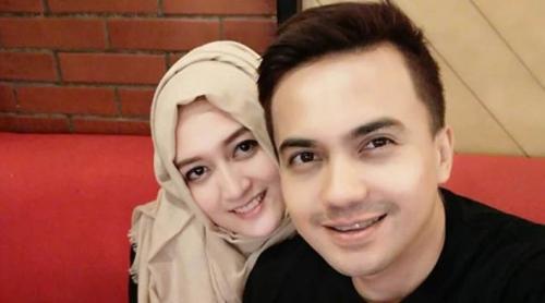 Sahrul Gunawan dan Indriani Ternyata Sudah Resmi Bercerai