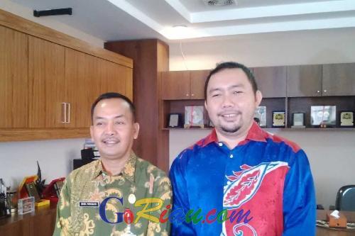 Konsul Malaysia Perwakilan Pekanbaru Temukan Kedamaian Ketika Berada di Siak
