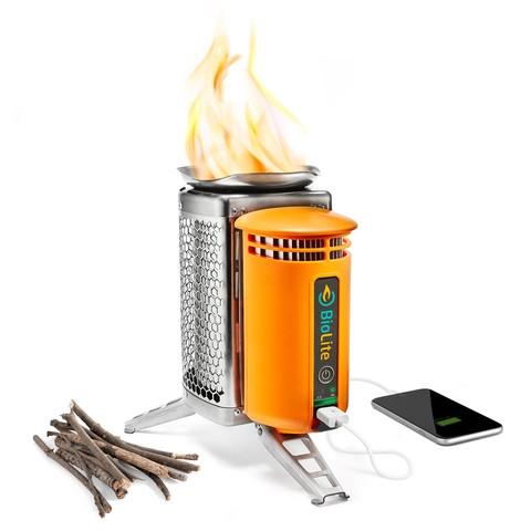 HP Anda Kehabisan Baterai di Saat Arus Listrik Tak Ada, Coba Charge ke Kompor Ini
