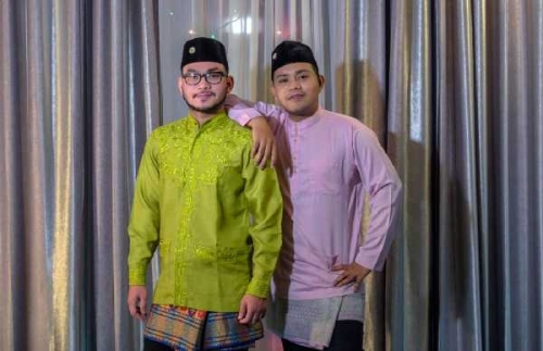 Rindu Sosok Rusli Zainal, Dua Pemuda Riau Buat Video Lagu Pantai Solop yang Melegenda
