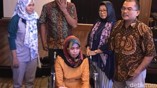 Dianulir Bupati Solok Selatan karena Disabilitas, Status CPNS drg Romi Akan Diperjuangkan Kementerian PPPA