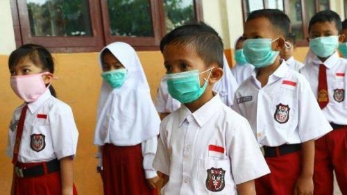 SOP Konsep Sekolah Sehari Seminggu Rampung, Disdik Pekanbaru Tunggu Persetujuan