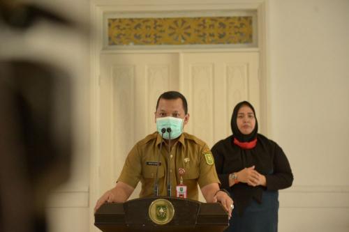Pandemi Covid-19, Anggaran Perjalanan Dinas Keluar Negeri DPRD Riau Tahun Ini Dihapus