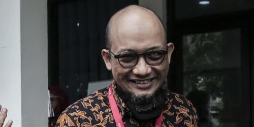 Novel Baswedan dan Sejumlah Pegawai KPK Positif Covid-19