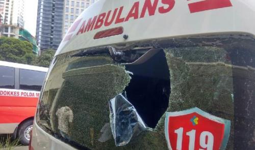 KAHMI Laporkan Ketua Jokowi Mania ke Polisi karena Tuduh Anies Baswedan Terlibat Ambulans Bawa Batu
