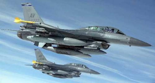 Pesawat Tempur Canggih F-16 Viper Siap Lindungi Langit Sumatera dari Serangan Musuh