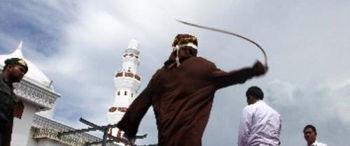 Digerebek Sedang Mesum, Tim Sukses Wali Kota Terancam Hukuman Cambuk 10 Kali atau Penjara 10 Bulan