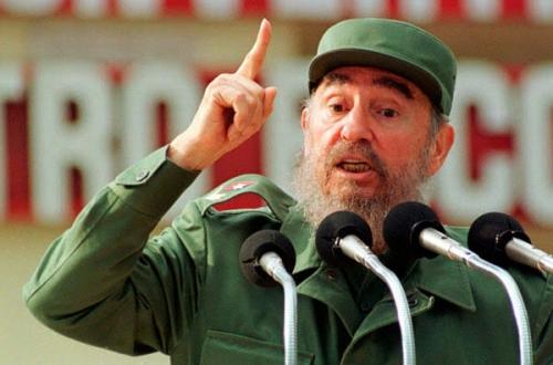 Fidel Castro Sebut ISIS Buatan Israel, Osama Bin Laden Agen CIA